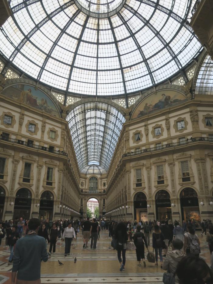 Galleria Vitorio Emanuele II