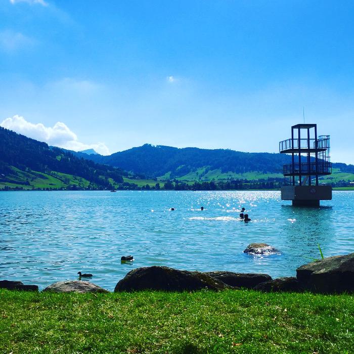 Ägerisee - Schweiz