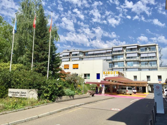 Universitäts-Kinderspital Zürich