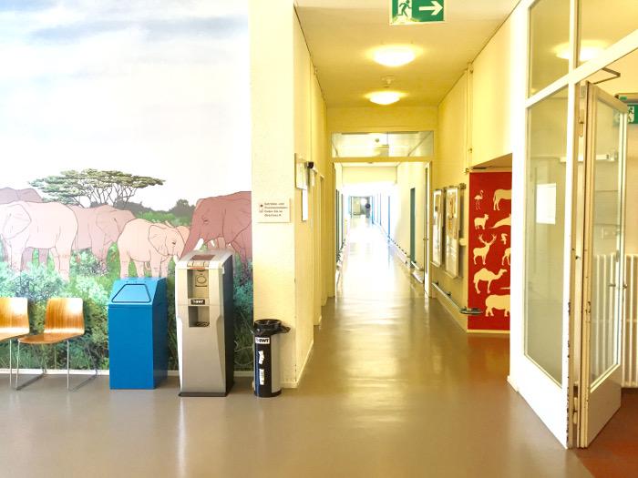 Gang Universität-Kinderspital Zürich