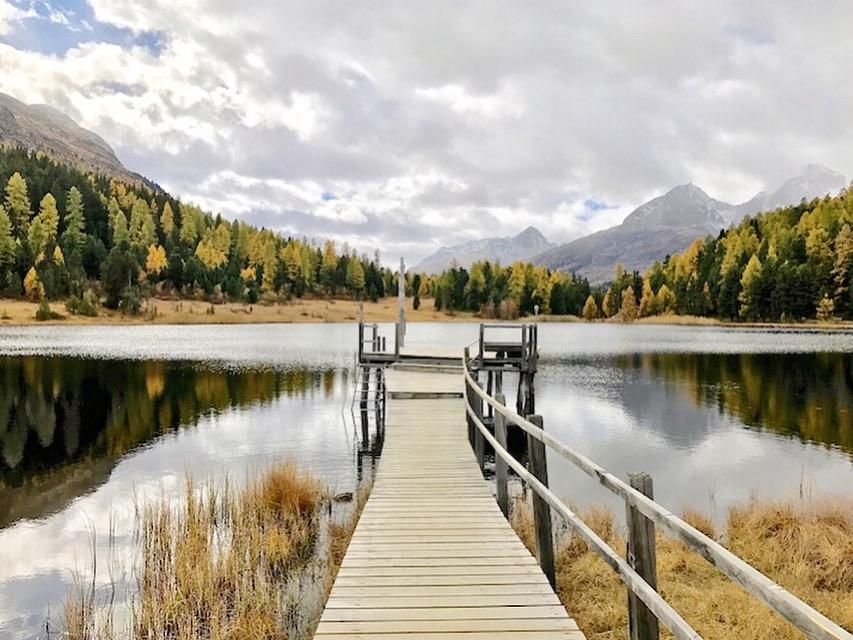 Lej da Staz - St. Moritz