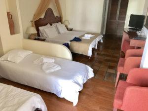 Hotel Alexander Beach in Kreta - Familienzimmer One-Room