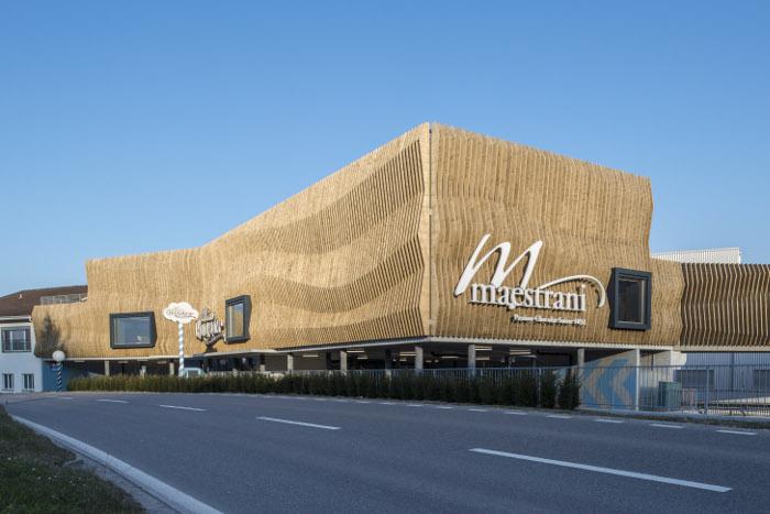 Maestrani's Chocolarium: Schokoladenfabrik in Flawil.