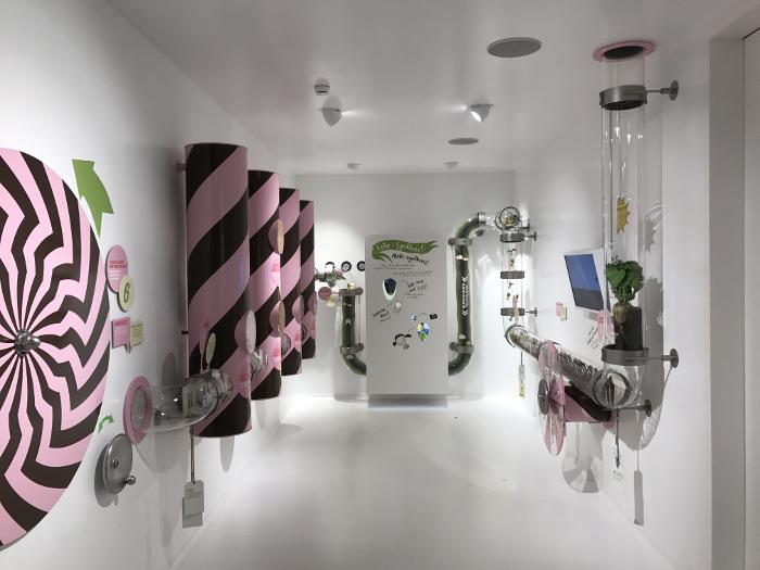 Maestrani's Chocolarium, der interaktive Rundgang