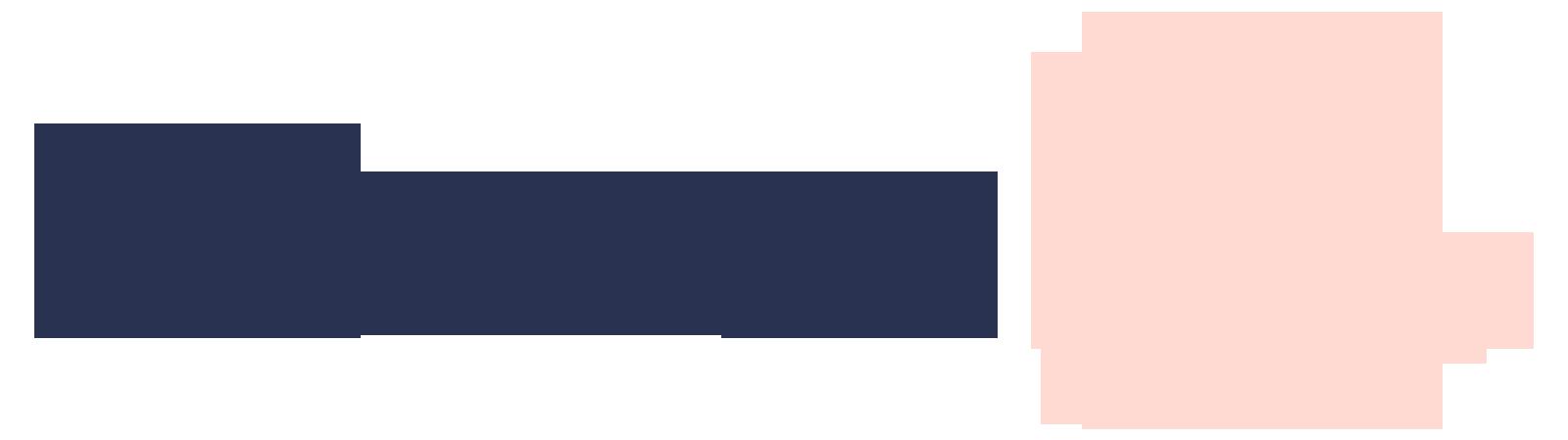 Blog erstellen mit Logo Hamerlike