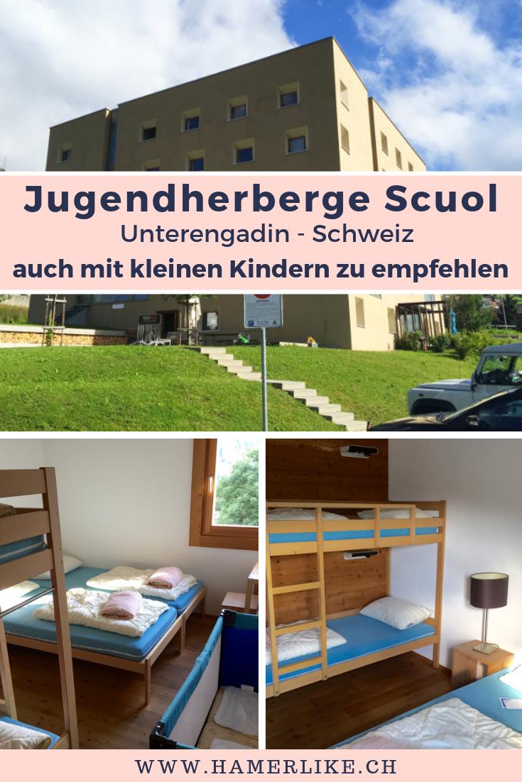 Jugenherberge Scuol im Unterengadin Schweiz