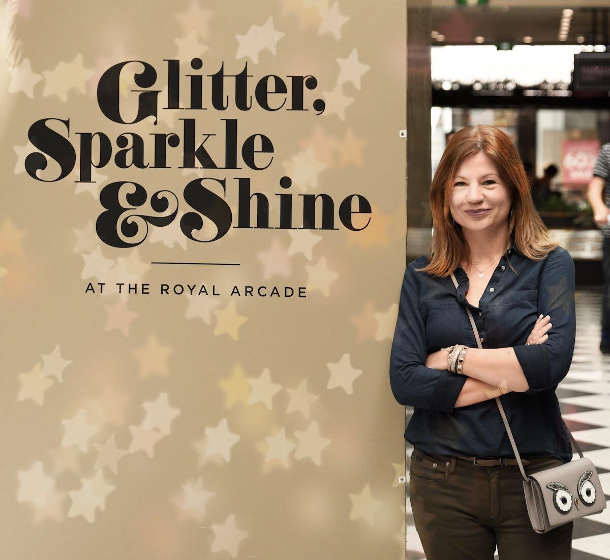 Glitter, Sparkle & Shine - Gewinne ein Personal Styling mit Ingrid von Light Luggage