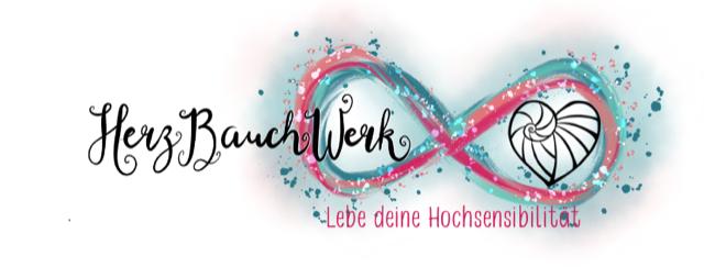 Logo Herzbauchwerk - Lebe deine Hochsensibilität