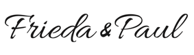 Logo Kindermodelabel Frieda & Paul