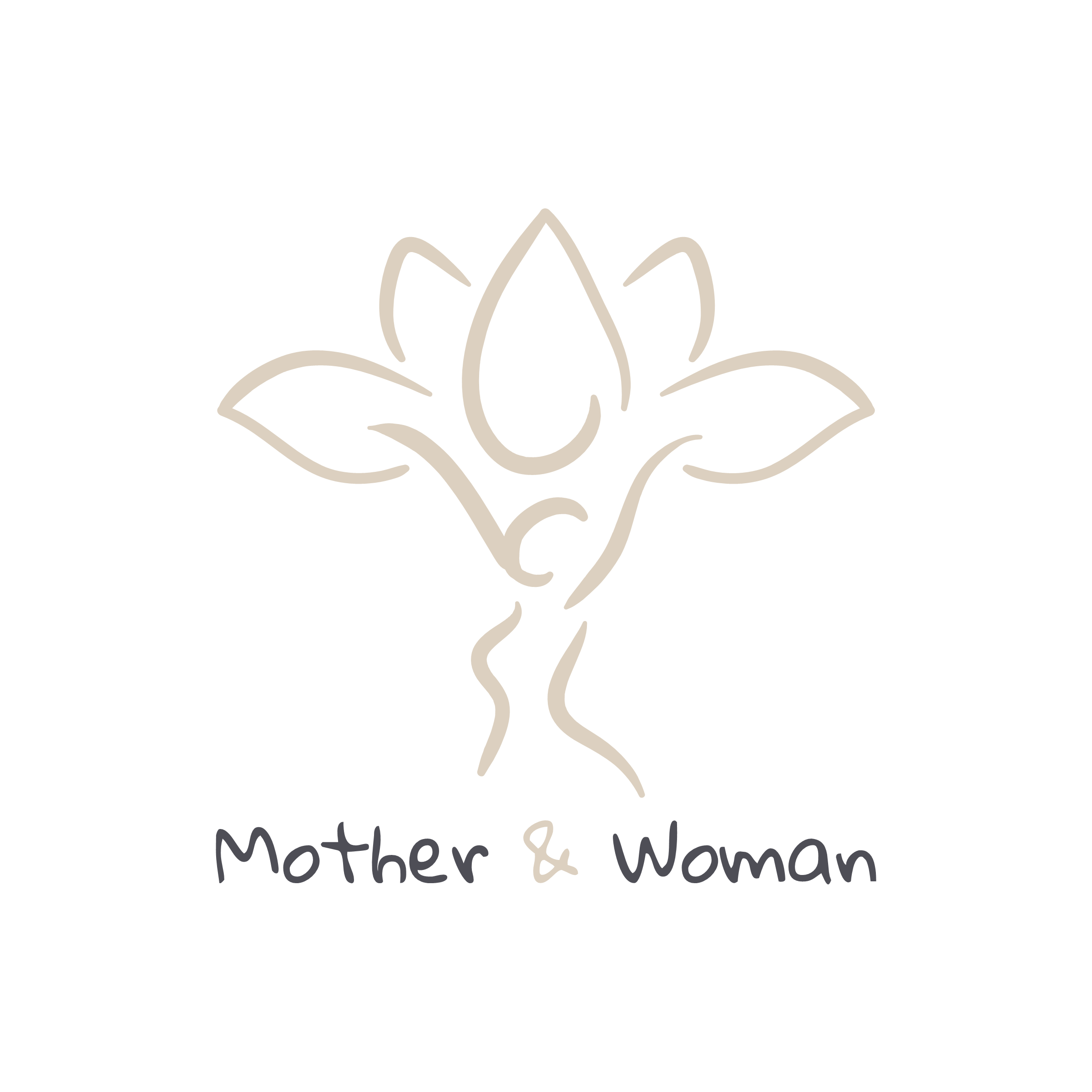 Logo Mother & Woman