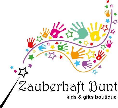 Logo - Zauberhaft Bunt Kids & Gifts Boutique