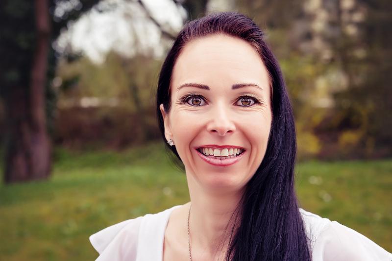 Portrait Nicolina Graf Schwimmschule Graf