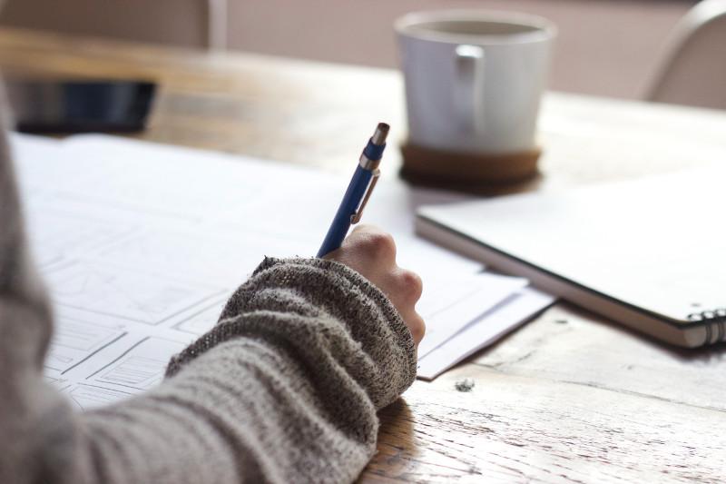 Ziele setzen und aufschreiben