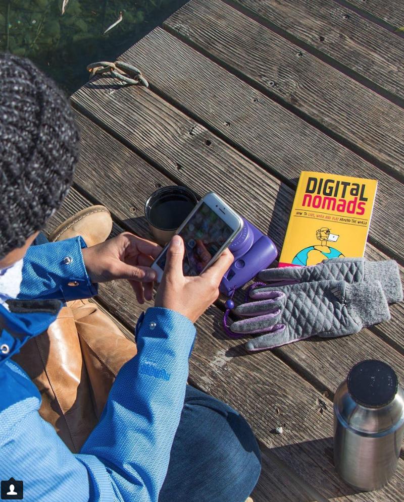 Tipps für Instagram - Digital Nomads
