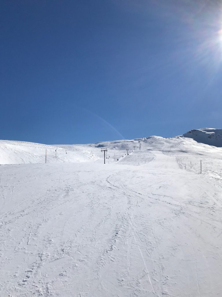 Skiferien mit Kindern: Skifahren in Bivio - die Perle am Julier