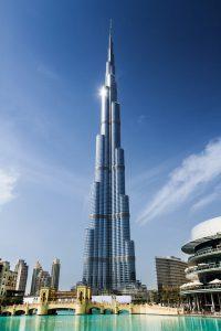 Burj Khalifa - der höchste Turm der Welt, Dubai