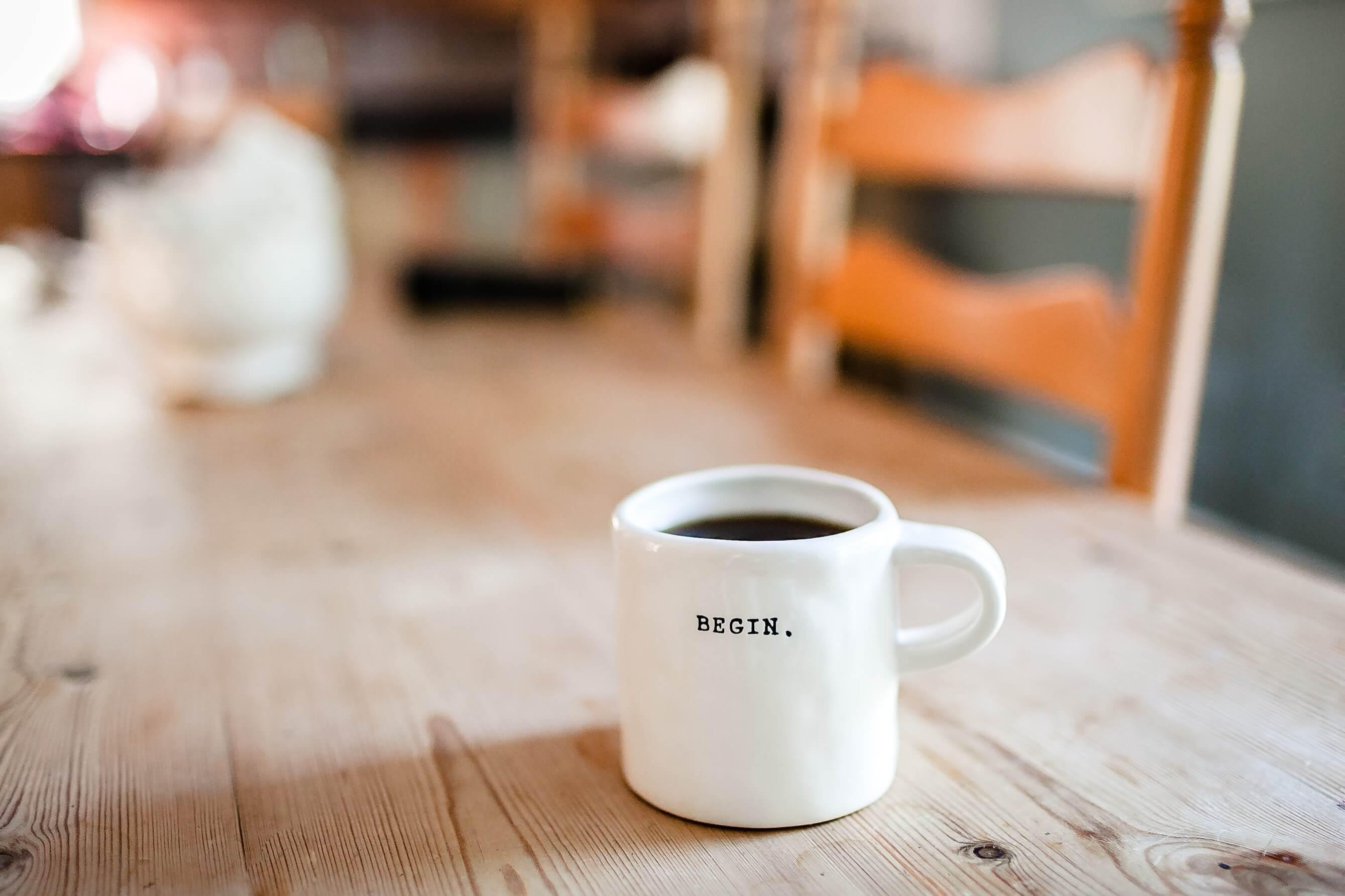 Warum solltest du bloggen? Begin!