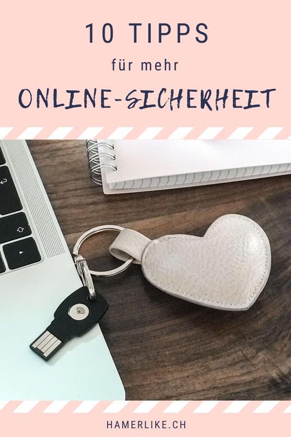 Tipps für mehr Online-Sicherheit