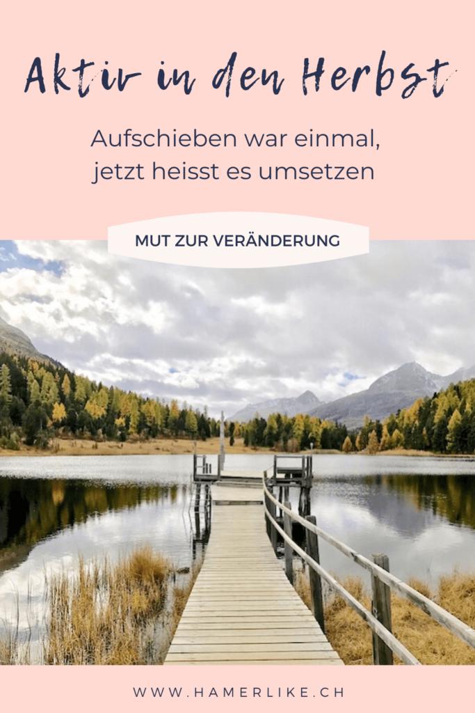Herbstanfang: Aktiv in den Herbst